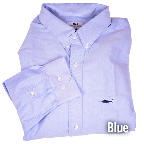 Old South Oxford Sport Shirt, Sport Shirt - Southern Cross Apparel