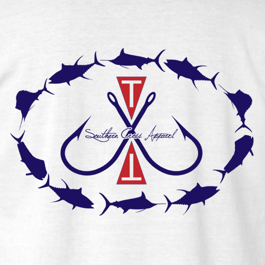 Bluewater Conservation Adult Short Sleeve, T-shirts - Southern Cross Apparel