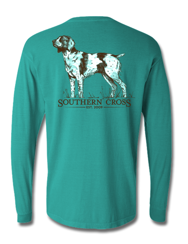 Brittany Spaniel Long Sleeve