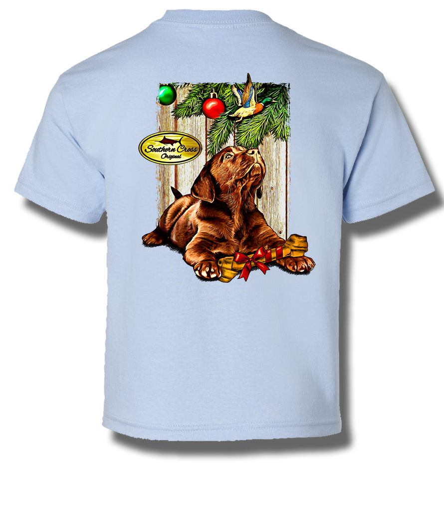 Christmas Wishes Kids Short Sleeve