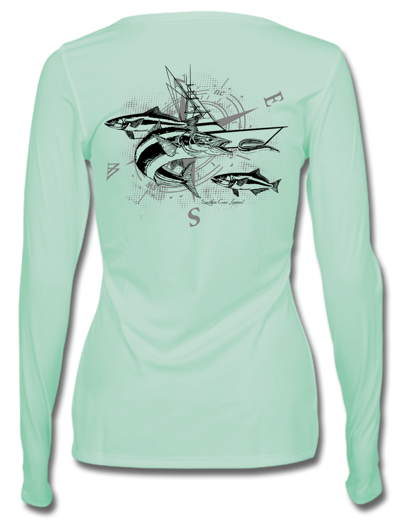 Cobia Womens Performance, Performance Gear - Southern Cross Apparel