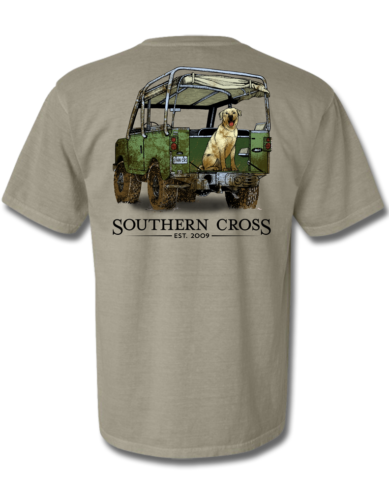 Defender Adult Short Sleeve, Adult SS Tee - Southern Cross Apparel