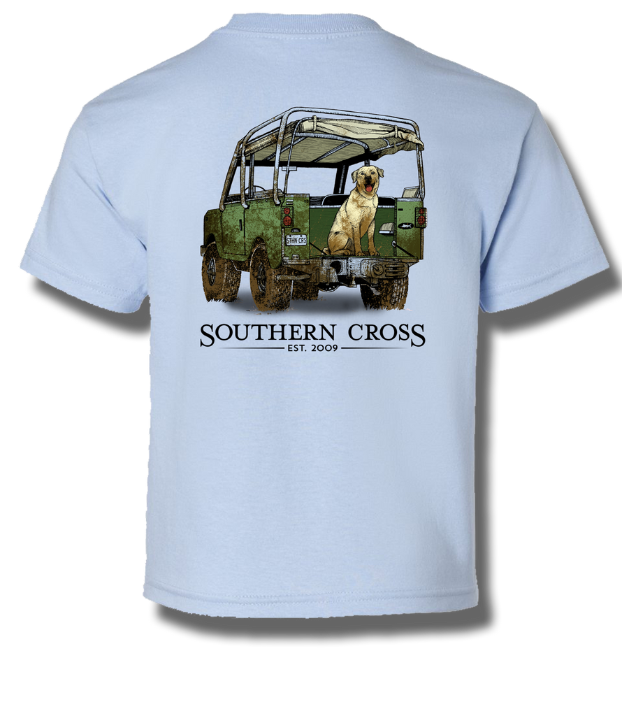 Defender Kids Short Sleeve, T-Shirts - Southern Cross Apparel