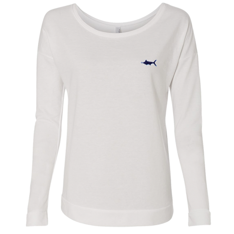 Southern Cross Dockside Scoopneck, Tops - Southern Cross Apparel