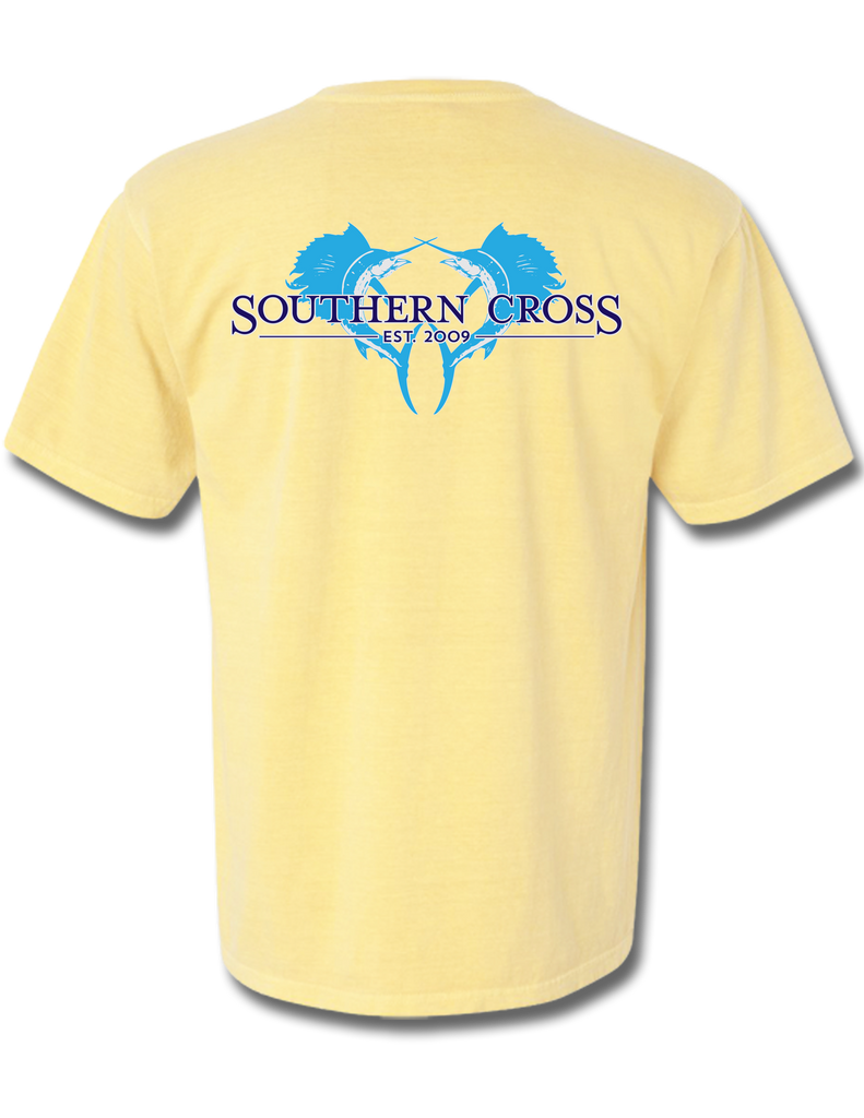 Double Down Adult Short Sleeve, T-Shirts - Southern Cross Apparel