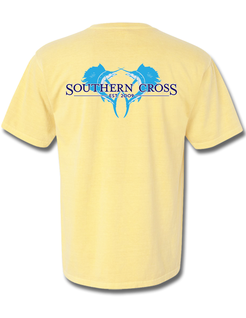 Double Down Short Sleeve, T-Shirts - Southern Cross Apparel