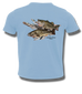 Double Trouble Youth Short Sleeve, T-Shirts - Southern Cross Apparel