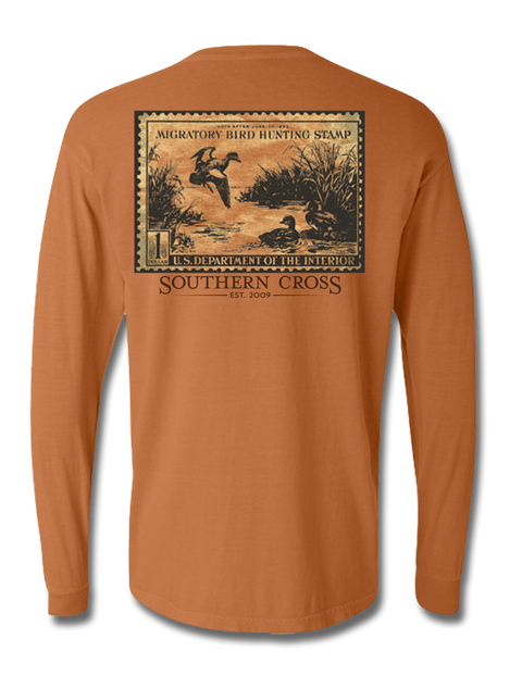 Duck Stamp 1943 Long Sleeve