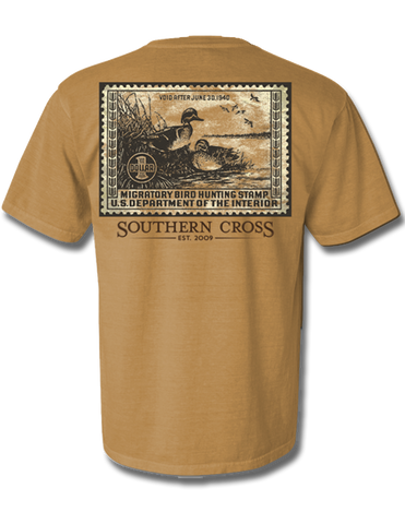 Duck Stamp 1940 Short Sleeve
