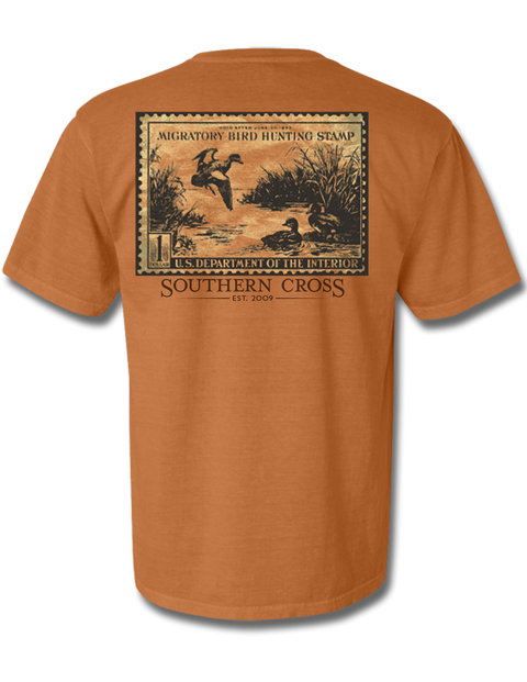 Duck Stamp 1943 Short Sleeve