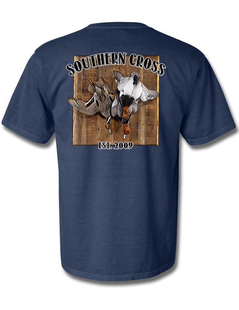 Hangin Loose Adult Short Sleeve, T-Shirt - Southern Cross Apparel