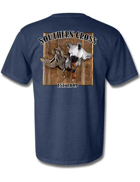 Hangin Loose Short Sleeve, T-Shirt - Southern Cross Apparel