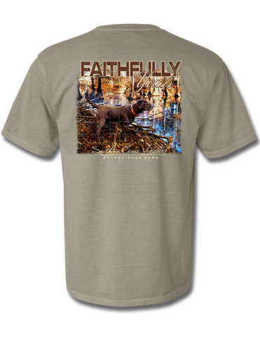 Faithfully Yours Short Sleeve