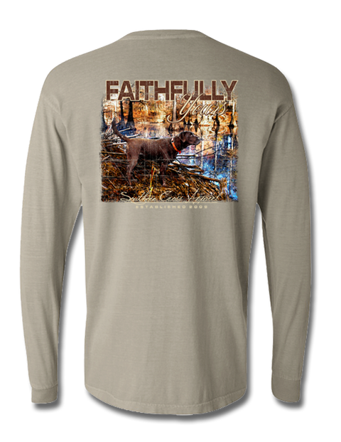 Faithfully Yours Long Sleeve