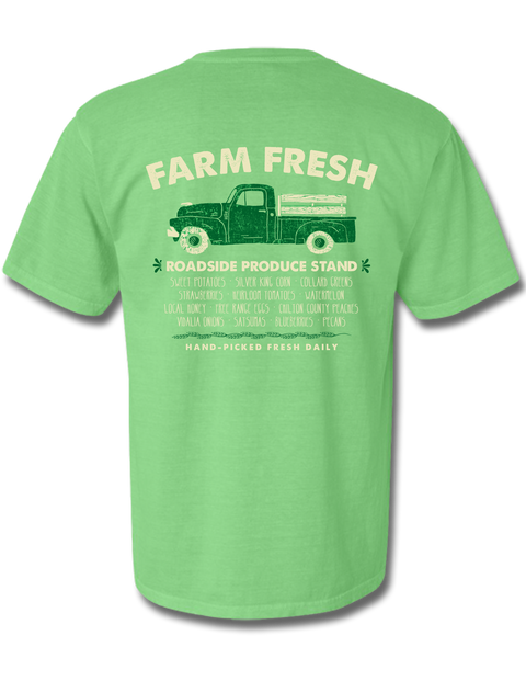 Farm Fresh Short Sleeve