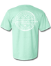 Fishing Stamp Short Sleeve, T-Shirts - Southern Cross Apparel