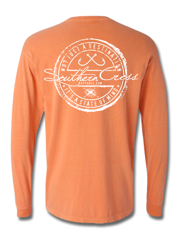 Fishing Stamp Long Sleeve
