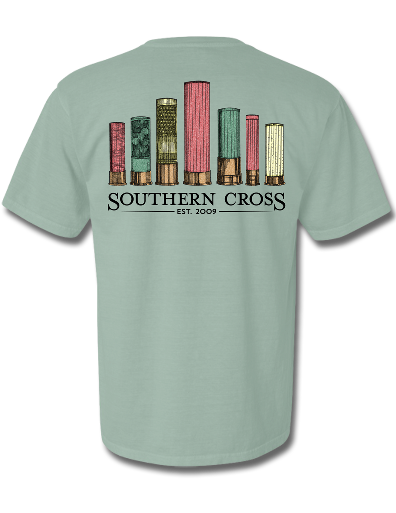 Gauge Your Game Adult Short Sleeve, T-Shirts - Southern Cross Apparel