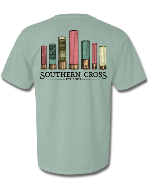 Gauge Your Game Short Sleeve, T-Shirts - Southern Cross Apparel