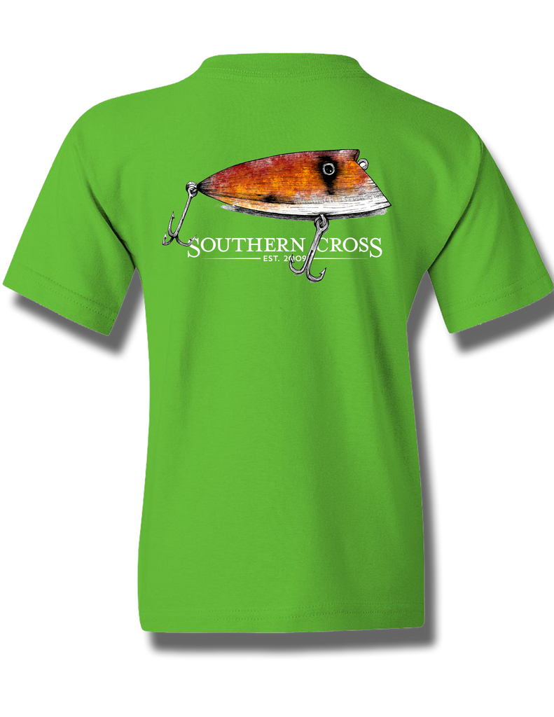Grandpas Lure Youth Short Sleeve