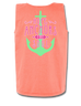 Hope Anchors the Soul Tank Top, Tank Top - Southern Cross Apparel