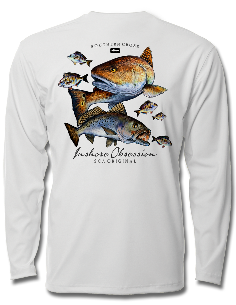 Inshore Obsession Adult LS Performance