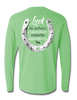 Lucky Horseshoe Long Sleeve