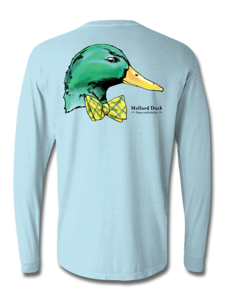 Mallard Prep Long Sleeve, T-Shirts - Southern Cross Apparel