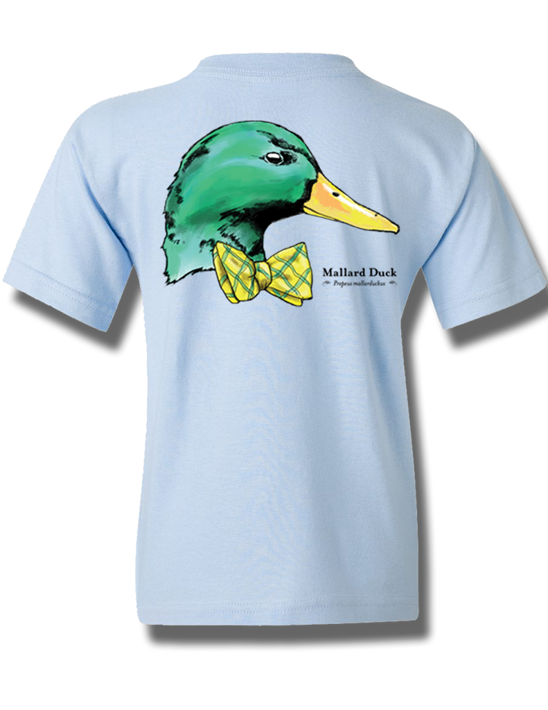 Mallard Prep Youth Short Sleeve, T-Shirts - Southern Cross Apparel