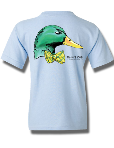 Mallard Prep Youth Short Sleeve