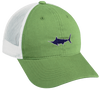 Marlin Garment Washed Mesh Back Hat