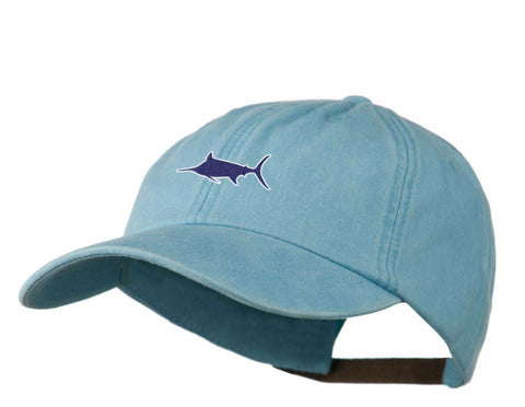 Marlin Pigment-Dyed Hat, Hat - Southern Cross Apparel