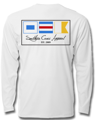 Nautical Flags Performance Gear, Performance Gear - Southern Cross Apparel