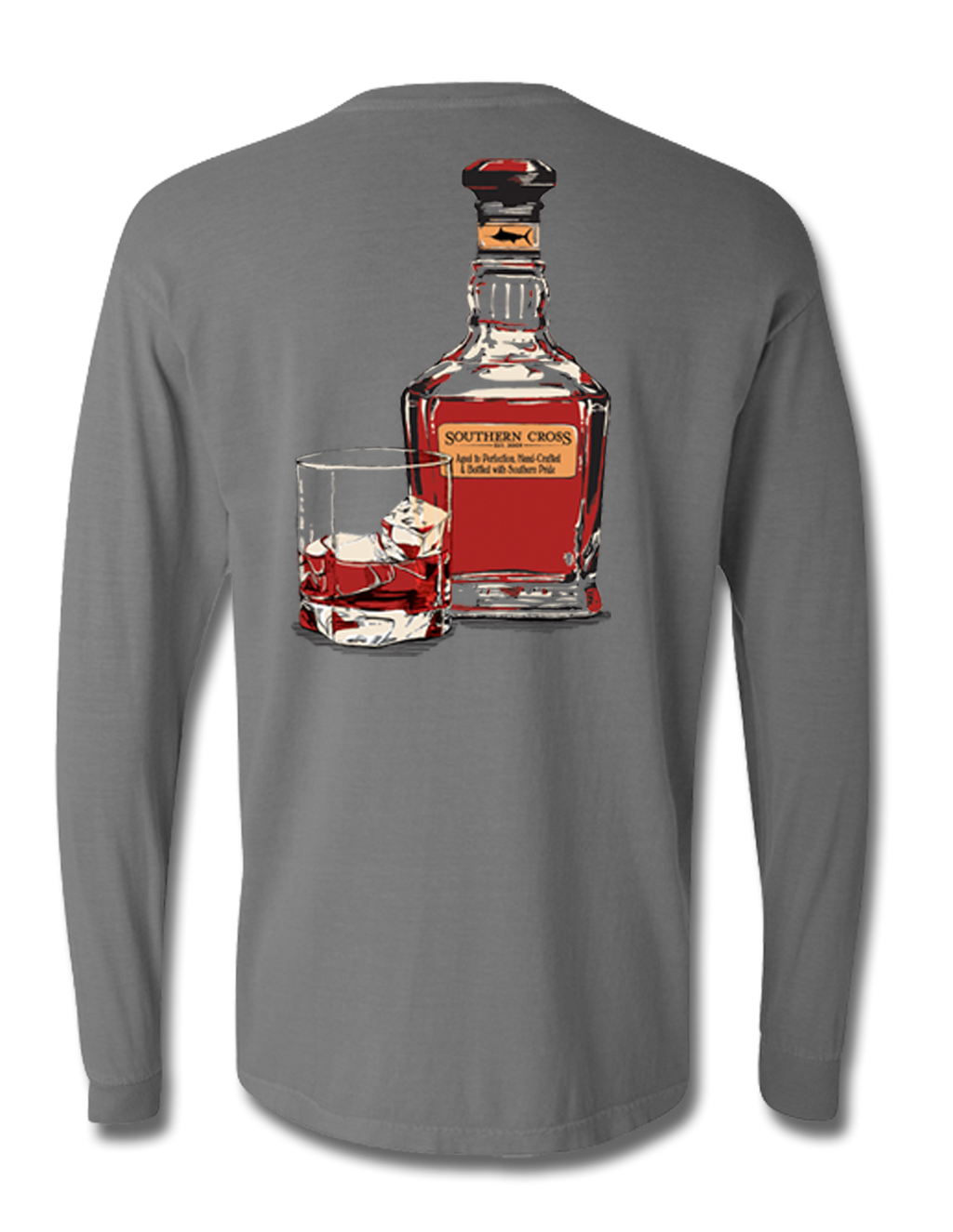 On the Rocks Long Sleeve, T-Shirts - Southern Cross Apparel