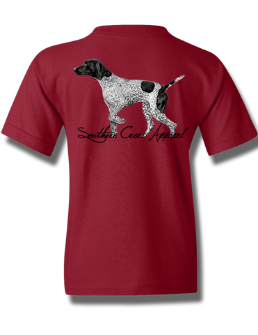 Pointer Youth Short Sleeve
