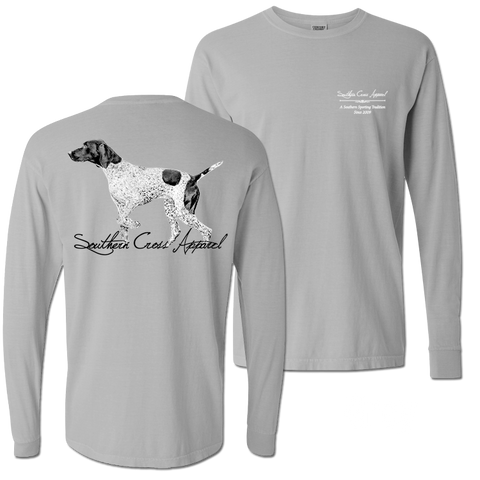Pointer Long Sleeve Chrome Small