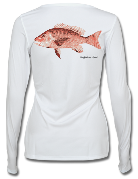 Red Snapper Ladies Performance Gear, Performance Gear - Southern Cross Apparel
