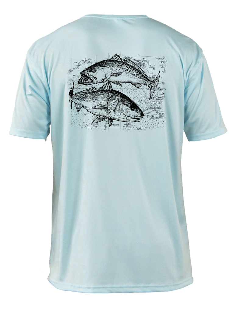 Speckled Trout and Redfish Adult SS Performance