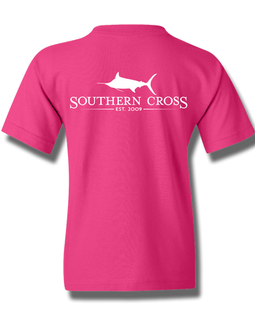 SCA Logo Youth Short Sleeve