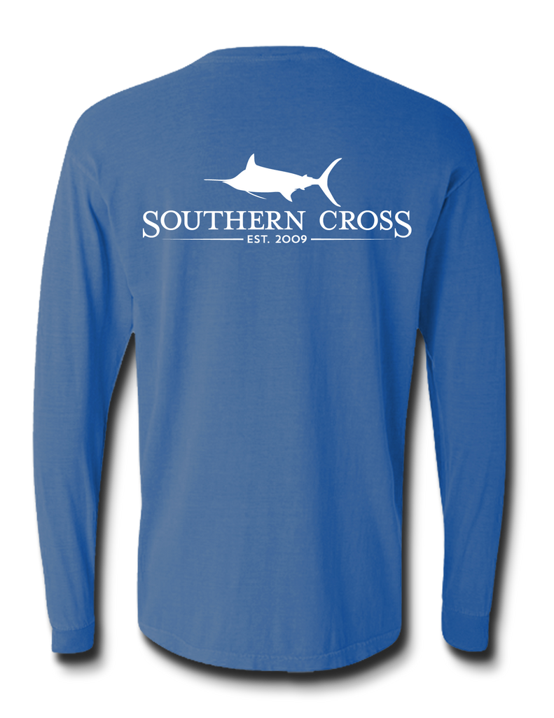 SCA Logo Adult Long Sleeve