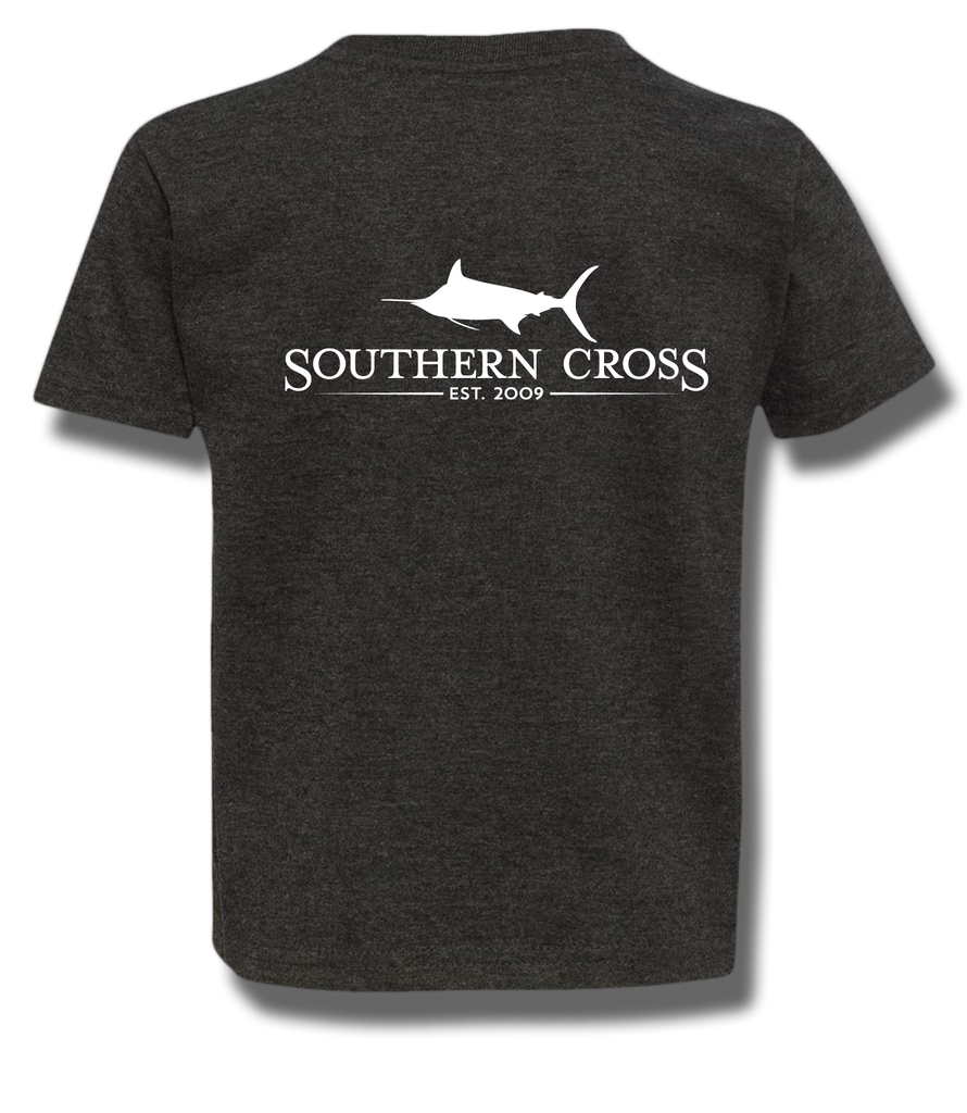 SCA Logo Youth Short Sleeve, T-Shirts - Southern Cross Apparel