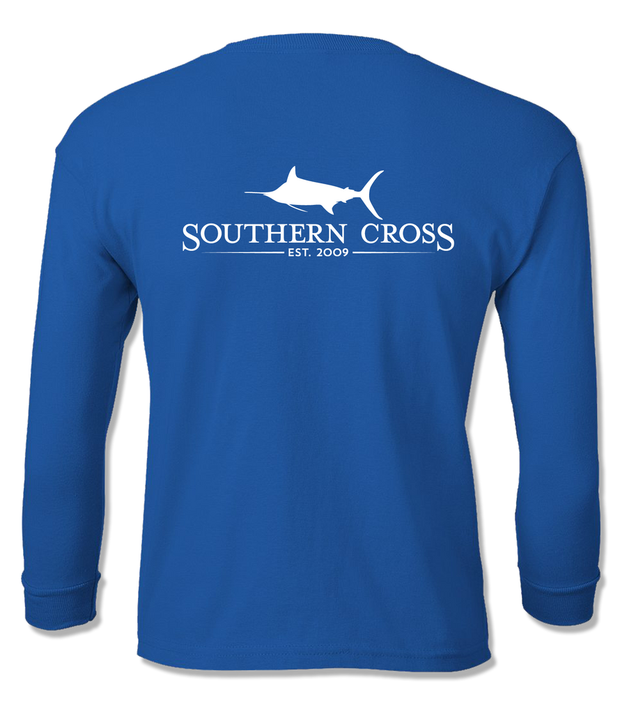 SCA Logo Kids Long Sleeve