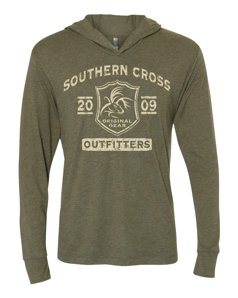 SC Tribal Lakeland Hoodie, T-Shirts - Southern Cross Apparel