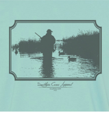 Wading Duck Hunter Kids Short Sleeve, T-Shirts - Southern Cross Apparel