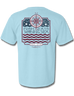 Sea To Shining Sea, T-Shirts - Southern Cross Apparel