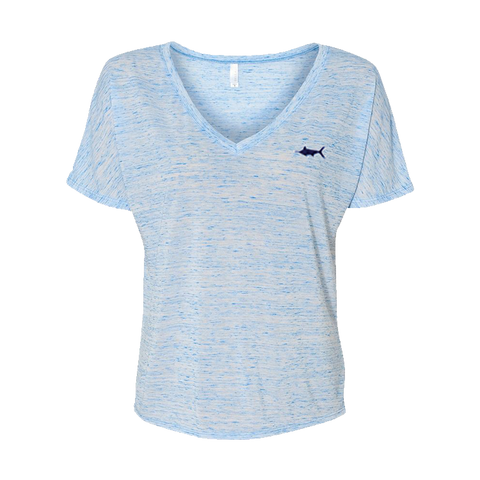 Seabreeze Slouchy V-Neck