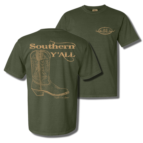 Southern Y'all Short Sleeve Hemp XL