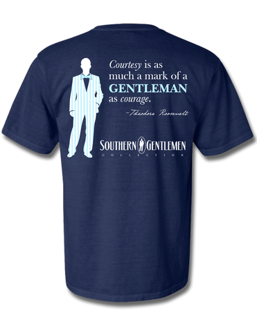 Southern Gentlemen Teddy Short Sleeve
