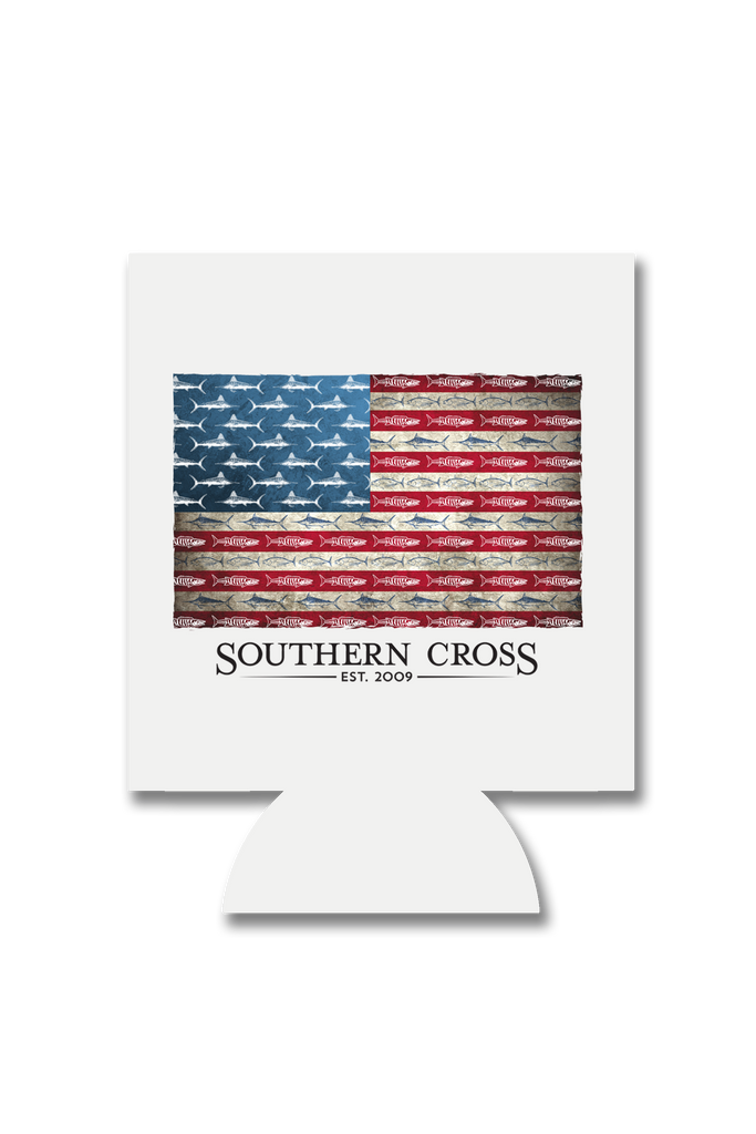 American Flag and Release Hugger, Accessories - Southern Cross Apparel