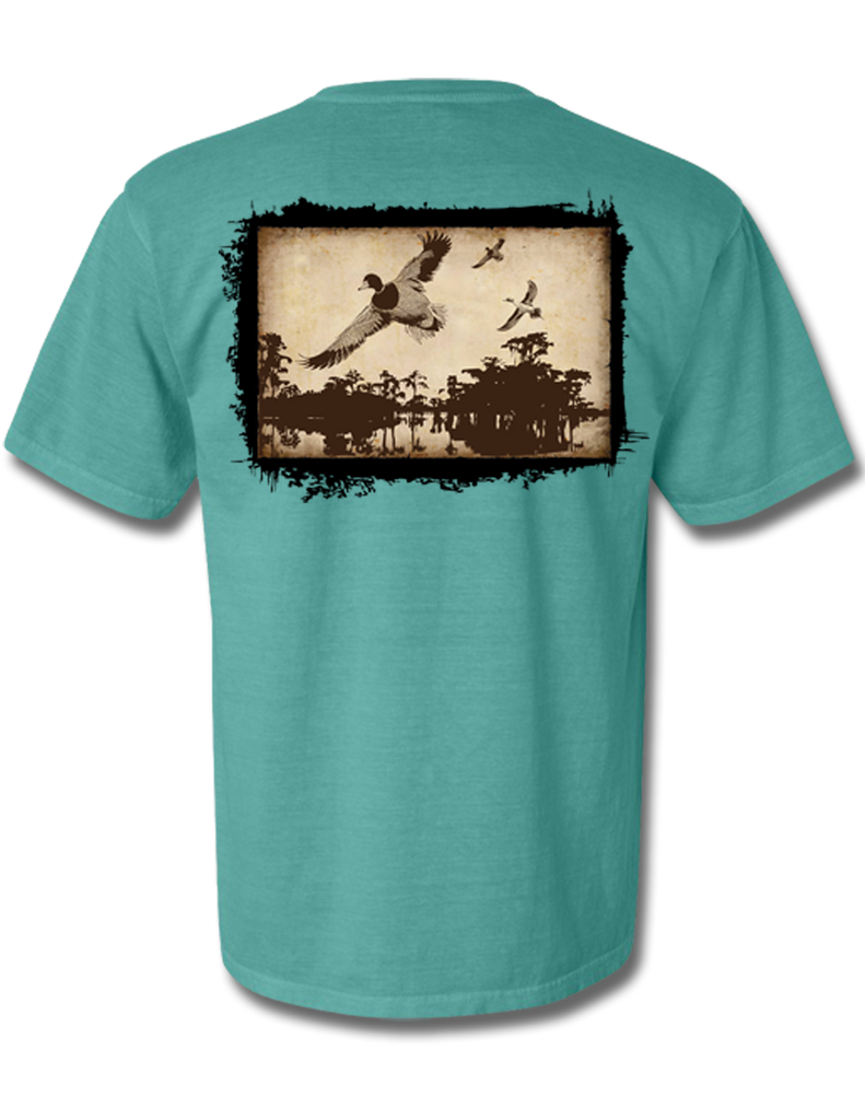 Time in the Blind Short Sleeve